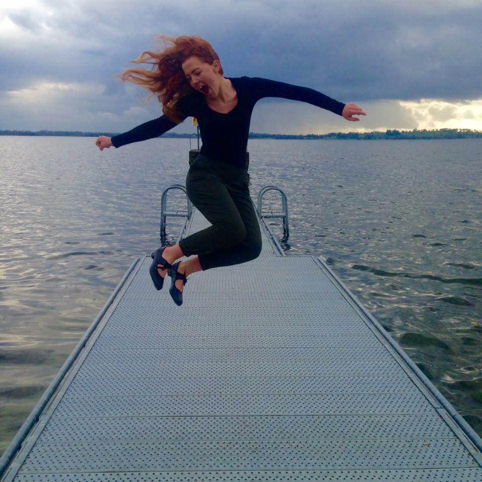 Caoimhe Ní Mhaolagáin - Sean nós dancer